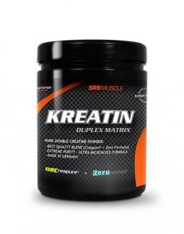 SRS Muscle Kreatin Duplex Matrix, 500g