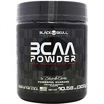 Black Skull BCAA Powder, 300g