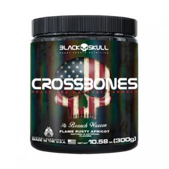 Black Skull Crossbones, 300g