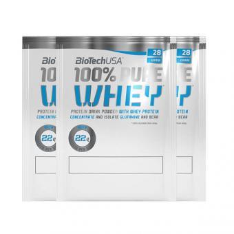 BioTech USA 100% Pure Whey, 28g