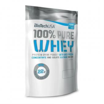 BioTech USA 100% Pure Whey, 1000g