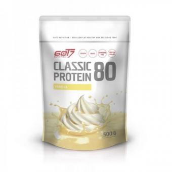 GOT7 Nutrition Classic Protein 80, 500g Cookies