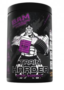 GN Laboratories B.A.M Train Harder, 1200g
