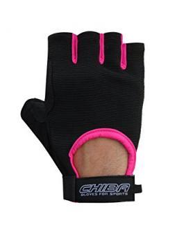 Chiba Summertime Handschuhe, Black/Pink