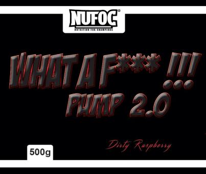 Nufoc What a f***!!! Pump 2.0, 500g