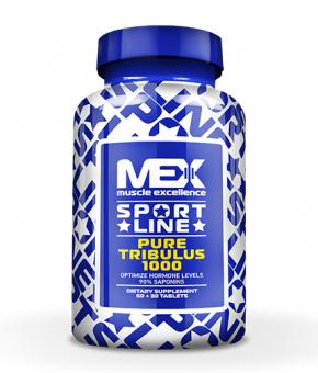 Mex Muscle Excellence Pure Tribulus 1000, 90 Tabl.