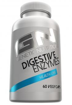 GN Laboratories Digestive Enzymes, 60 Caps.