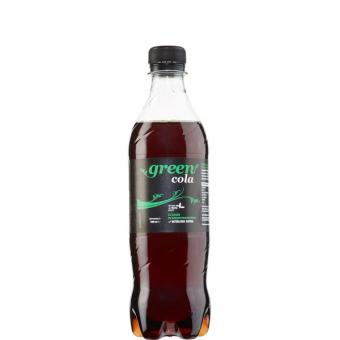 Green Cola Flasche,500ml Lemon Lime