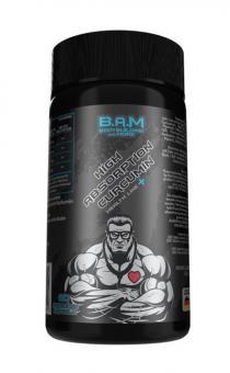 GN Laboratories B.A.M High Absorption Curcumin, 60 Kaps.
