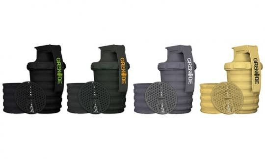 Grenade Wave Shaker+, 600ml