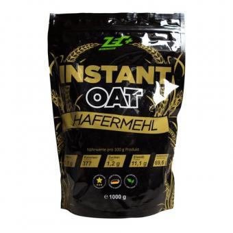 Zec+ Nutrition Instant Oat Hafermehl,1000g