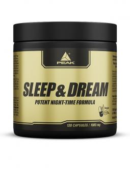 Peak Sleep & Dream, 120 Kaps.
