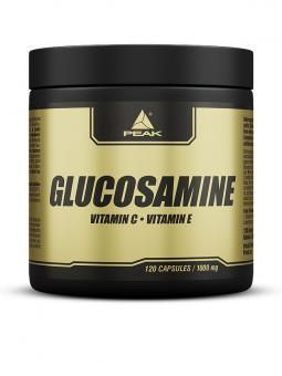 Peak Glucosamine, 120 Kaps.
