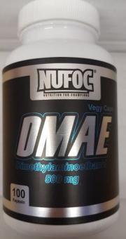 Nufoc DMAE, 100 Vegy Kaps