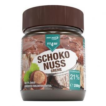 Best Body Nutrition Schoko Nuss Cream, 250g (MHD Ware: 07/20)