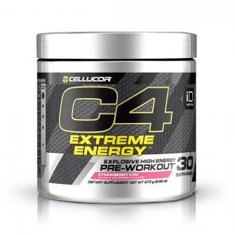 Cellucor C4 Extreme Energy, 300g Orange