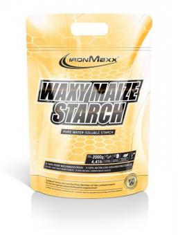 IronMaxx Waxy Maize Starch, 2000g