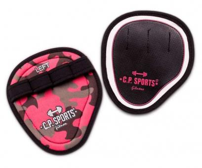 C.P. Sports Power Grips Pro Camo Pink