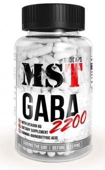 MST GABA 2200, 100 Kaps.