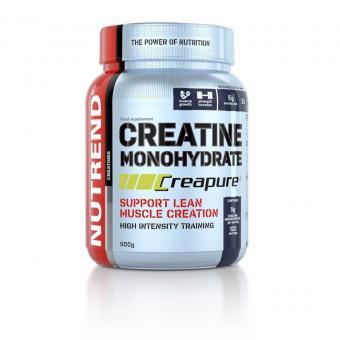 Nutrend Creatine Monohydrate Creapure, 500g