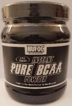 Nufoc BCAA Powder, 500g