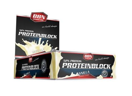 Best Body Nutrition 47% Proteinblock, 15x90g im Karton