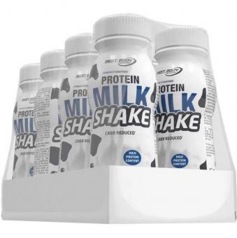Best Body Nutrition Protein Milk Shake, 8x250ml, 1 Tray
