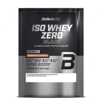 BioTech USA Iso Whey Zero Black, 30g
