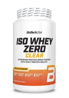 BioTech USA Iso Whey Zero Clear, 25g