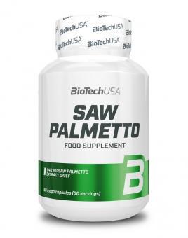 BioTech USA  Saw Palmetto,60 Kaps.