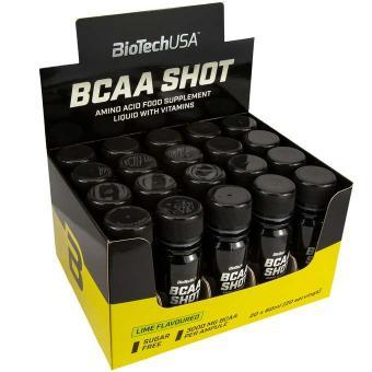 BioTech USA BCAA Shot, 60ml