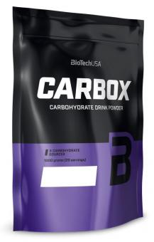 BioTech USA CarboX, 1000g No Flavour