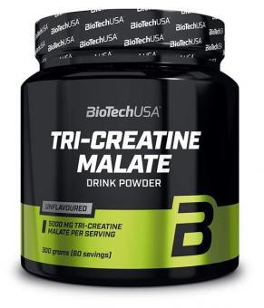 BioTech USA Tri-Creatine Malate, 300g