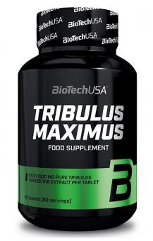 BioTech USA Tribulus Maximus, 90 Tabl.