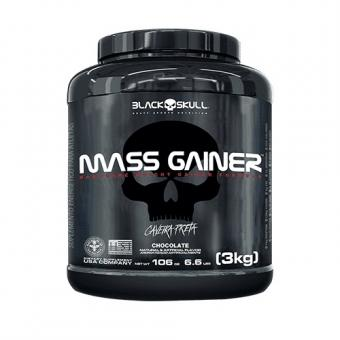 Black Skull Mass Gainer, 3000g