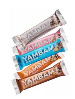 Body Attack Yambam Bar, 80g