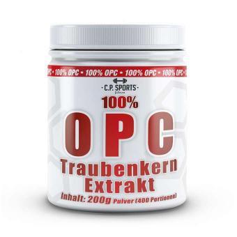 C.P. Sports OPC Traubenkern Extrakt, 200g