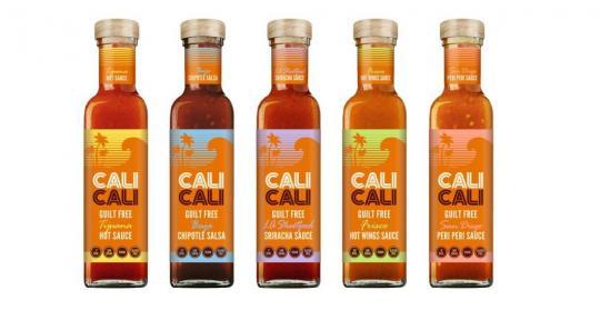 Cali Cali Sauce, 235g