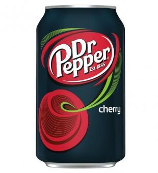Dr Pepper Cherry Dose, 355ml