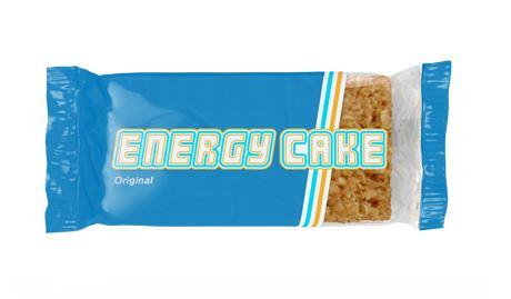 Energy Cake, 1 Riegel, 125g Banane