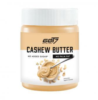 GOT7 Nutrition Cashew Butter, 500g