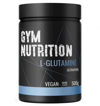 Gym Nutrition L-Glutamin Ultrapure, 500g