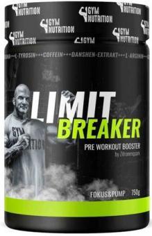 Gym Nutrition Limit Breaker, 750g