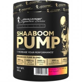 Kevin Levrone Shaaboom Pump, 385g - Orange Orange