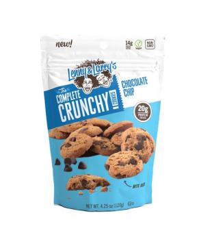 Lenny & Larry`s Complete Crunchy Cookie Resealable, 120g