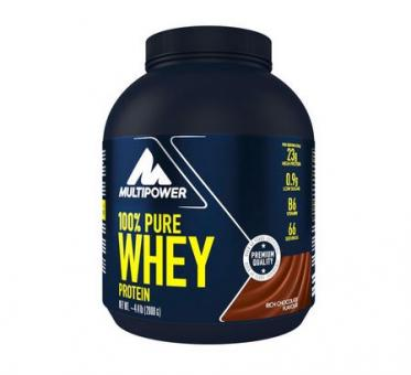 Multipower 100% Pure Whey, 2000g