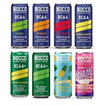 Nocco Bcaa, 330ml