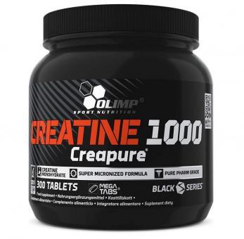 Olimp Creatine Creapure 1000, 300 Tabl.