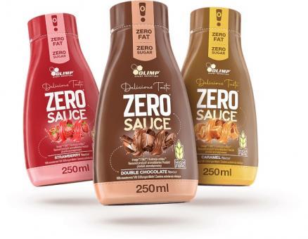 Olimp Zero Sauce, 250ml