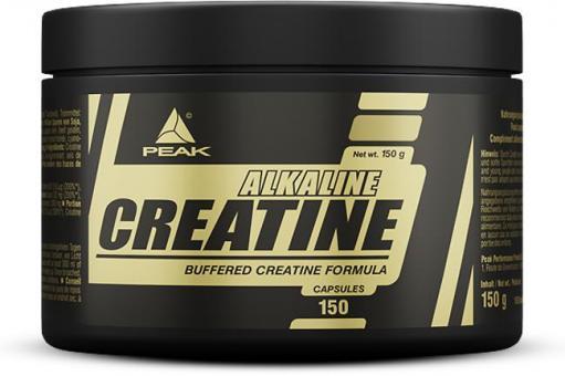 Peak Creatine Alkaline, 150 Kaps.